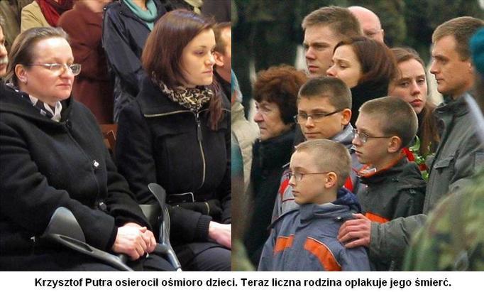 Rodziny ofiar nie mają na życie