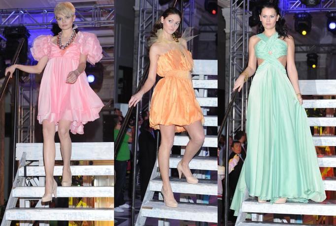 Pokaz Ewa Minge wiosna lato 2010