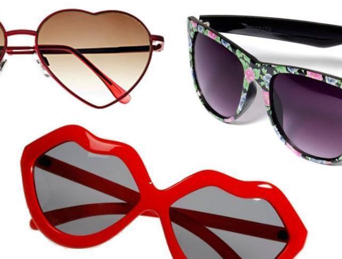 okulary przeciwsłoneczne wiosna lato 2010