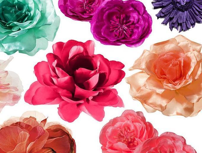 spinka kwiat H&M