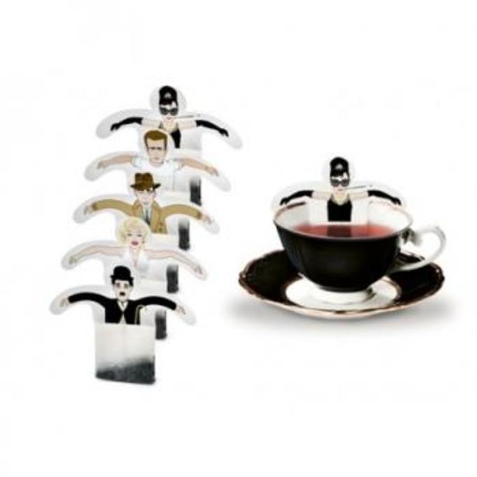 Umów się na herbatkę z Marilyn i Audrey!