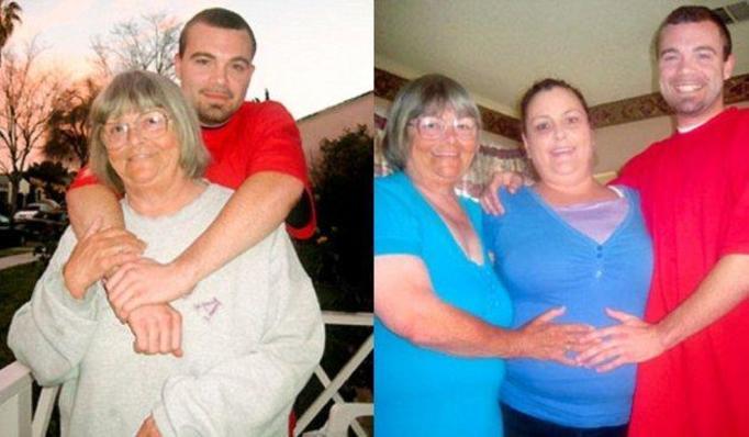72-letnia babcia ma romans z własnym wnukiem!