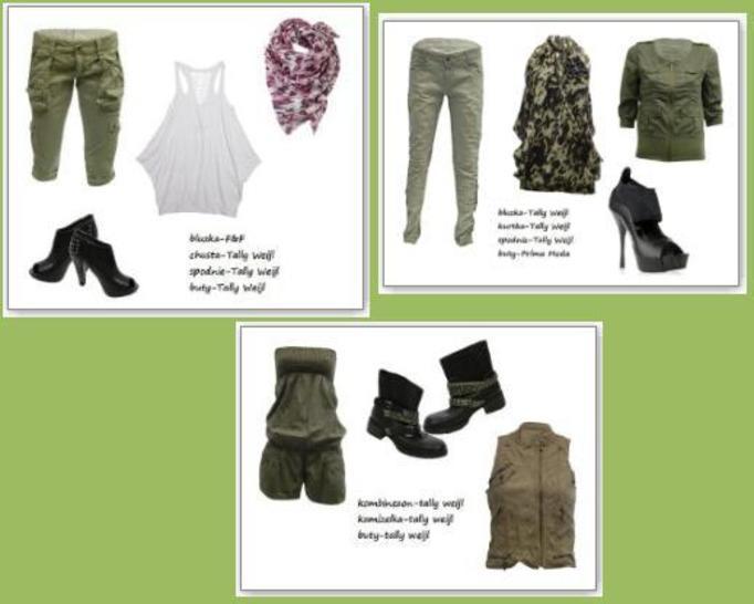 Militarne akcenty znowu w modzie!