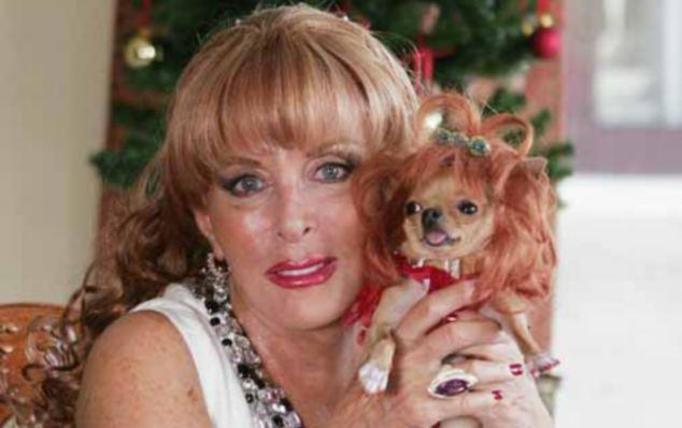 Zostawiła psom 8 milionów funtów spadku!