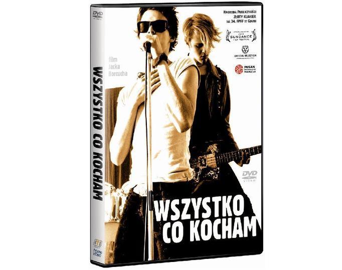 """KONKURS: Rozdajemy DVD """"Wszystko co kocham""""!"""
