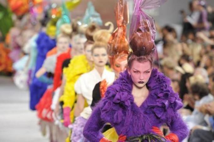 VIDEO NA DZIŚ: Pokaz Dior Haute Couture Jesień Zima 2010/11