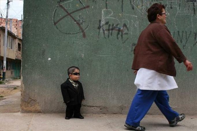Oto najmniejszy człowiek świata – GALERIA!