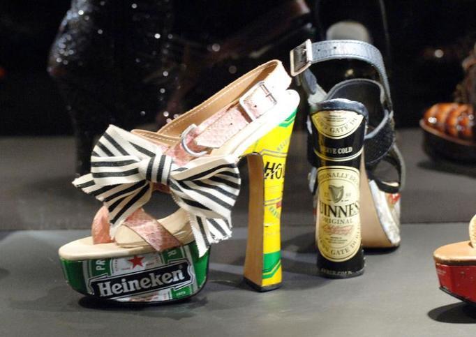 Kosmiczne buty Vivienne Westwood - zdjęcia!