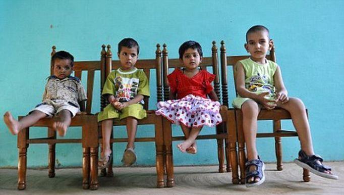 Najwyższe dziecko świata - ma 2 lata i mierzy 135 cm!