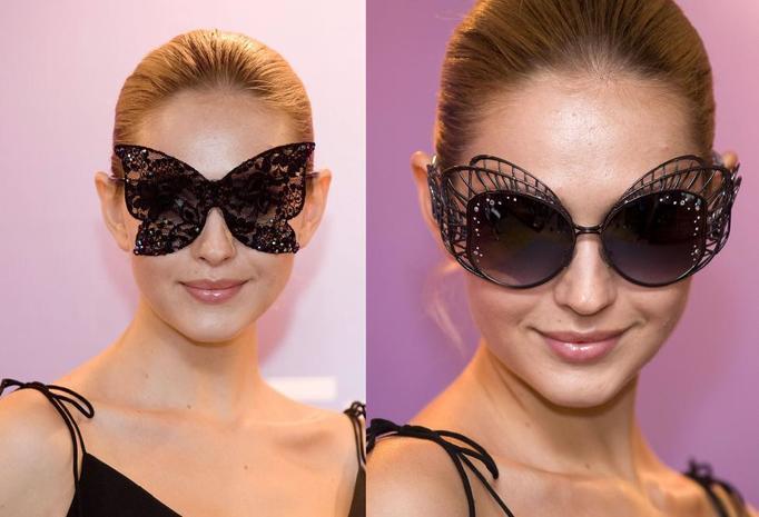 Fantazyjne okulary na Targach w Hong Kongu – GALERIA!