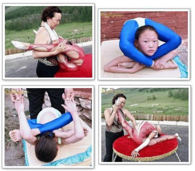 Mordercze treningi chińskich gimnastyczek – zobacz zdjęcia!