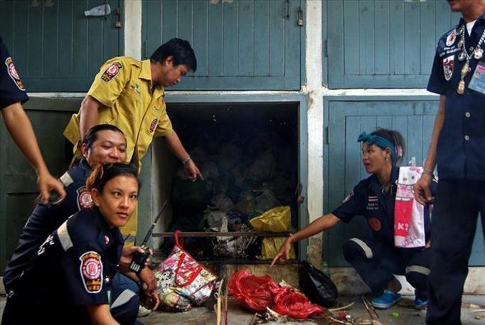 Makabryczne znalezisko w Tajlandii: Schowek na setki usuniętych płodów!