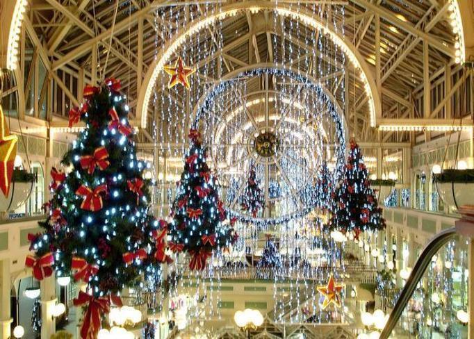 Bożonarodzeniowe zakupy - START! Polacy ruszyli do sklepów!