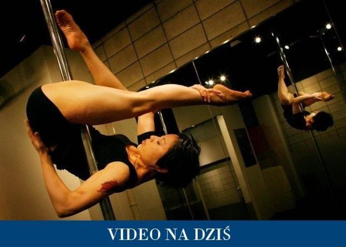 VIDEO NA DZIŚ: Mistrzyni świata w tańcu na rurze