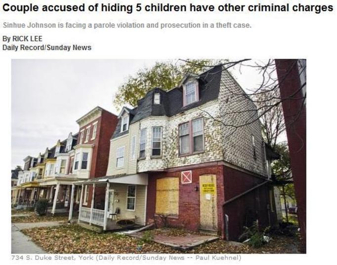 Dramatyczne odkrycie: Rodzice izolowali od świata pięcioro dzieci!