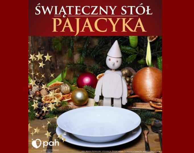 Świąteczny Stół Pajacyka – prosty przepis by nakarmić głodne dzieci!