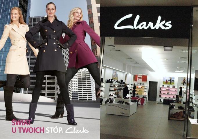 Kolejne salony Clarks w Polsce!