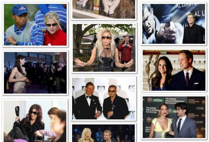 10 wydarzeń w showbiznesie, którymi żył cały świat