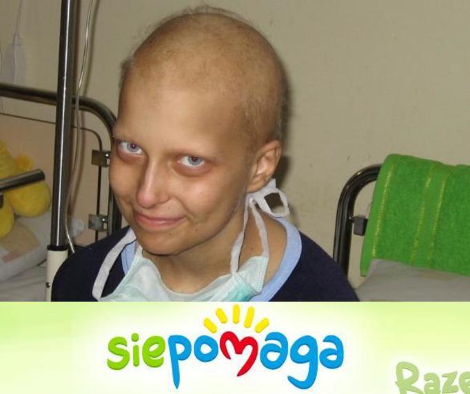 Papilotki, pomóżmy 13-letniej Agacie zrealizować największe marzenie!