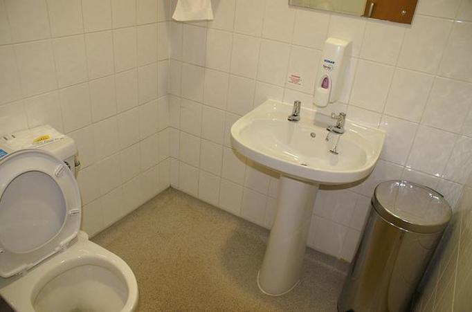19-latka urodziła w toalecie, dziecko wpadło do sedesu!