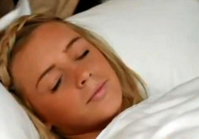 Współczesna Śpiąca Królewna: Śpi 10 dni pod rząd!