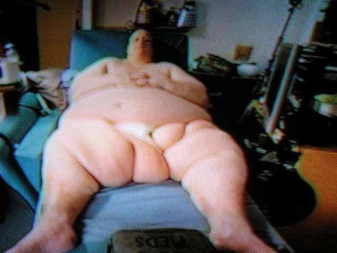 Paul Mason: Opieka nad 444-kilogramowym grubasem kosztowała podatników milion funtów!