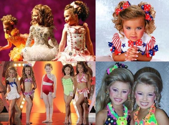 Wybory Małej Miss - FOTOGALERIA + SZOKUJĄCE VIDEO