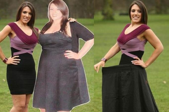 Schudła 50 kg i została Miss Seksapilu 2011! ZDJĘCIA!