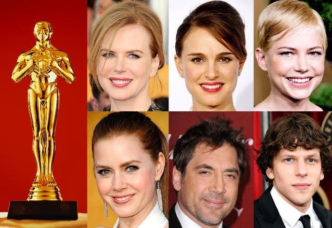 OSCARY 2011 JUŻ TEJ NOCY: Zobacz kto (i za co) jest nominowany!