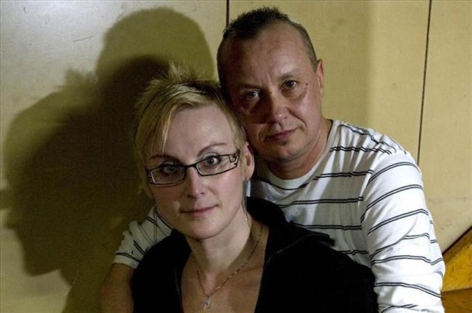 TRANSSEKSUALNE MAŁŻEŃSTWO: Andrea była facetem, Dominik był kobietą! Świat zwariował?