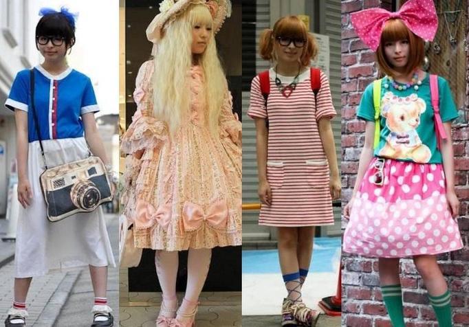 HARAJUKU: Dziwaczna moda z japońskich ulic