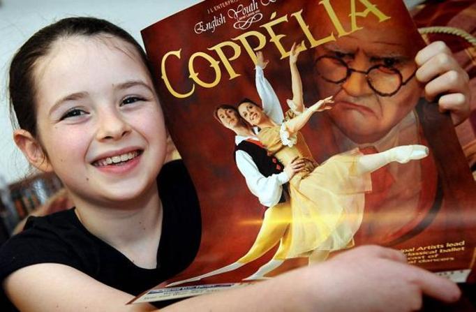 Esme Phillips: Kiedyś nie mogła chodzić, dziś jest gwiazdą baletu! UZDROWIŁA JĄ PASJA