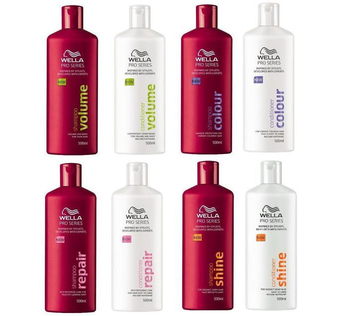 KONKURS: Odpowiedz na proste pytanie i wygraj zestaw ośmiu produktów do pielęgnacji włosów Wella!