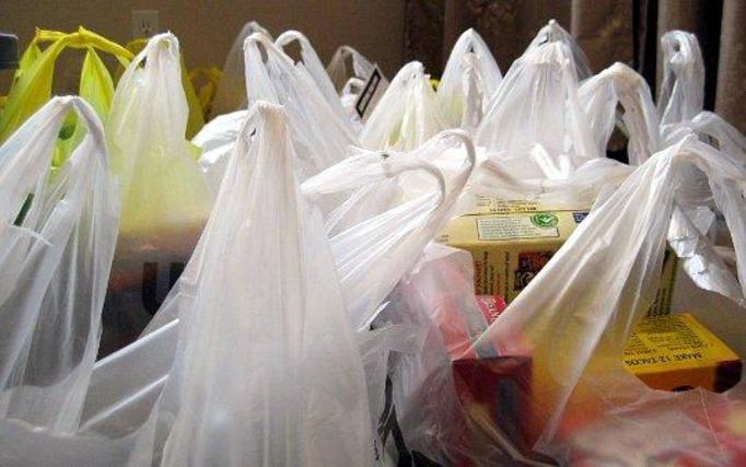 plastikowe torebki