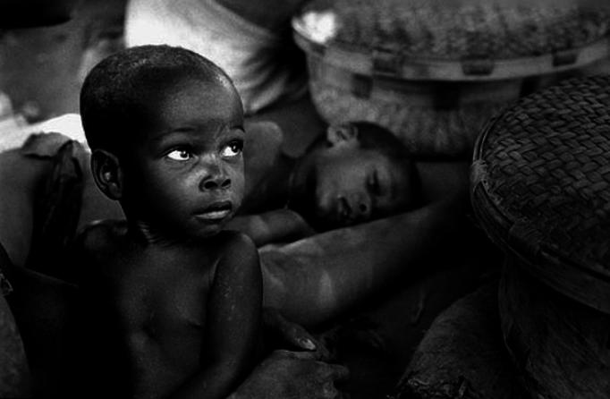 niewolnicy w Afryce