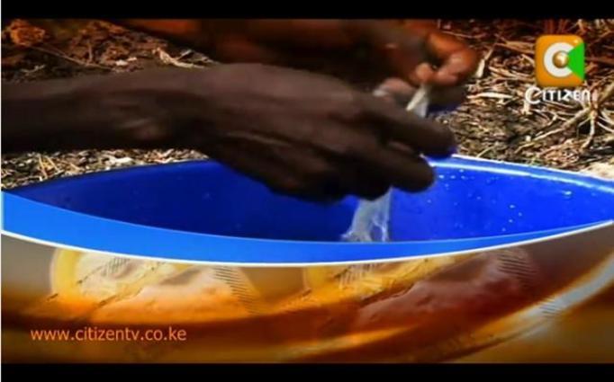 pranie prezerwatyw