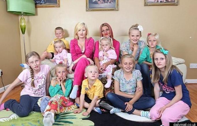 joanne watson z rodziną