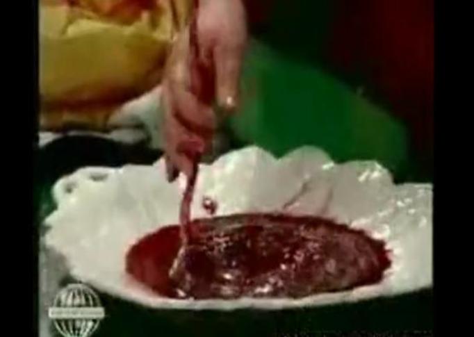 stek z łożyska