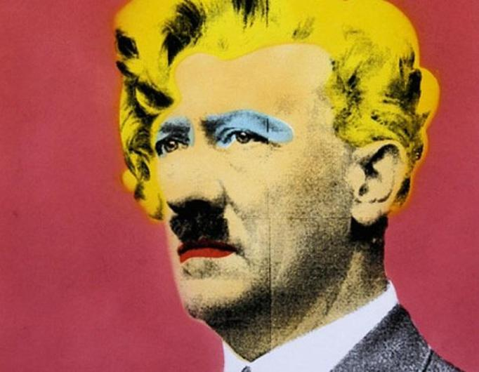 Hitler pop art
