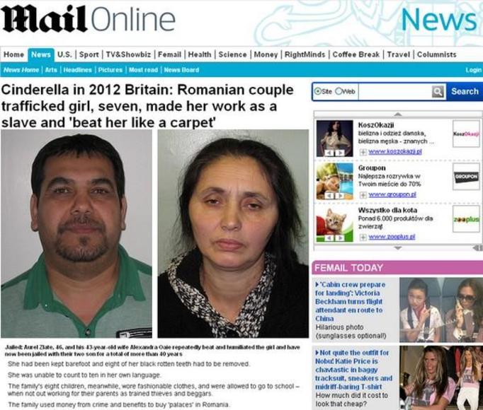 Cinderella from Britain