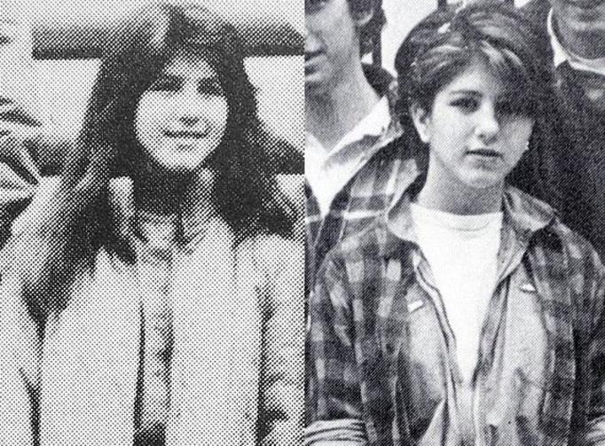 Młoda Jennifer Aniston