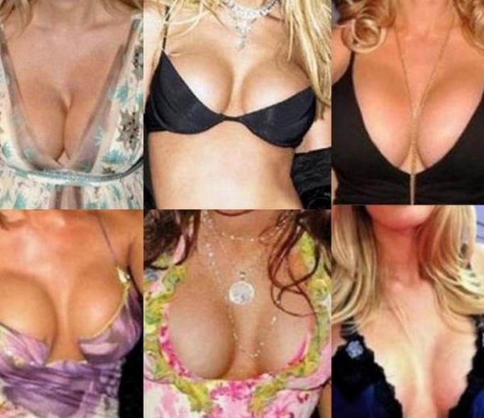 sztuczne piersi