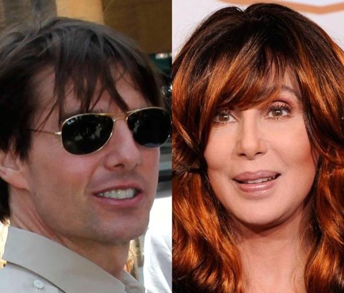 Tom Cruise i Cher