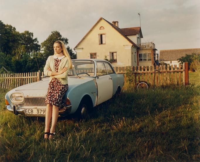 Jesień Lily Donaldson