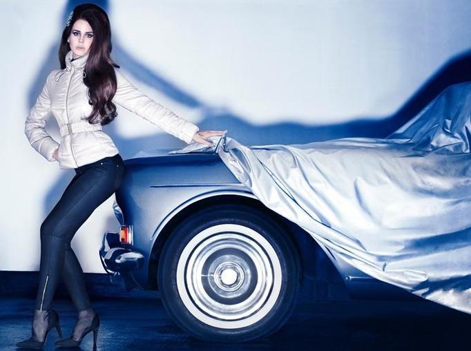 Lana Del Rey dla H&M