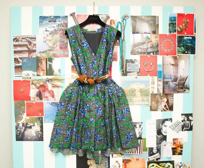 Sukienka lata 60