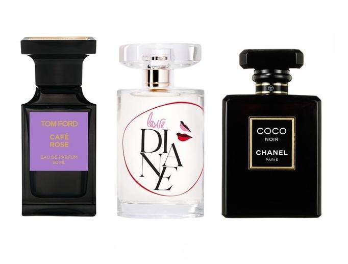 Perfumy zima 2012