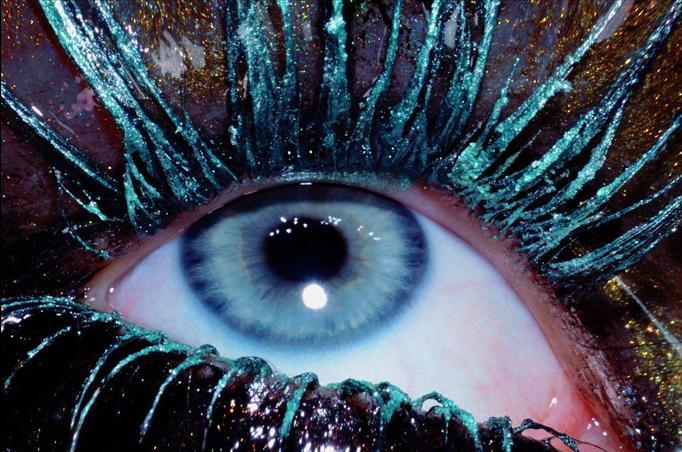 Tęczówka oko