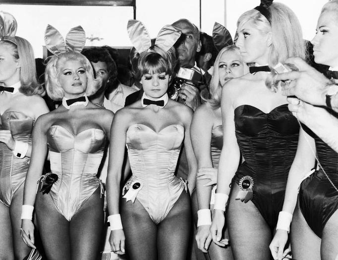 Króliczki Playboya
