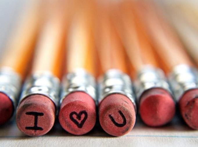 ołówek gumka